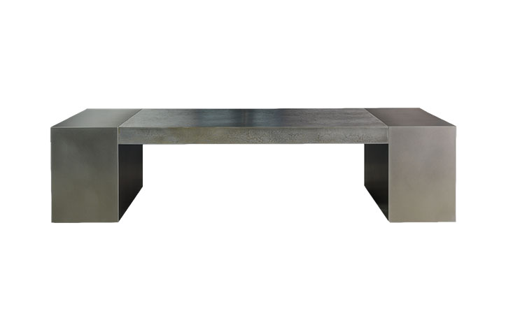 Block Coffee Table by LUMA Design Workshop. Custom furniture built by hand in Seattle, WA and offered in furniture showrooms across the United States and Canada.