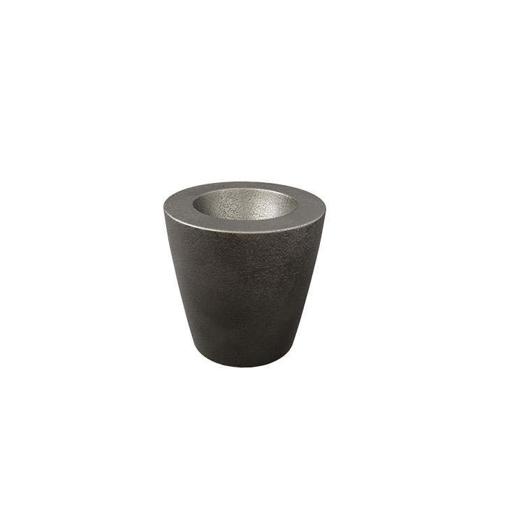 LUMA Design Workshop Accessories: Hive Dish featuring Pyrite Shale finish. Designed and built in Seattle, WA.